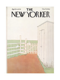 The New Yorker Cover - April 24  1978