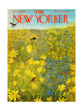 The New Yorker Cover - July 18  1964