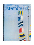 The New Yorker Cover - July 29  1974