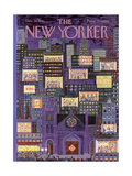 The New Yorker Cover - December 16  1961