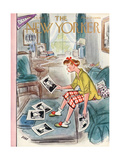 The New Yorker Cover - May 24  1952
