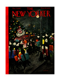 The New Yorker Cover - December 13  1947