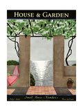 House & Garden Cover - July 1930