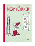 The New Yorker Cover - December 15  2003