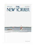 The New Yorker Cover - July 31  1978