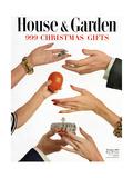 House & Garden Cover - November 1950