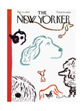 The New Yorker Cover - February 10  1962
