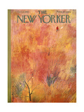 The New Yorker Cover - October 12  1957