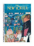 The New Yorker Cover - March 6  1943