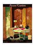 House & Garden Cover - July 1922