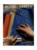 House & Garden Cover - September 1935