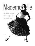 Mademoiselle Cover - June 1952