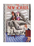 The New Yorker Cover - August 31  1935