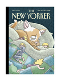 The New Yorker Cover - January 23  2006