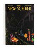 The New Yorker Cover - February 7  1959