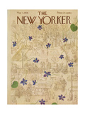 The New Yorker Cover - May 3  1958