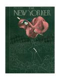 The New Yorker Cover - March 29  1947