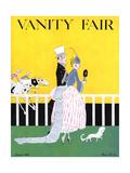 Vanity Fair Cover - August 1916