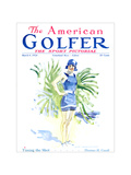 The American Golfer March 8  1924