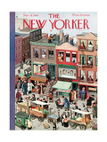 The New Yorker Cover - November 18  1939