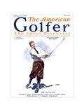 The American Golfer February 21  1925