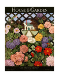 House & Garden Cover - October 1923