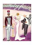 Vanity Fair Cover - November 1935