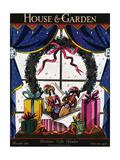 House & Garden Cover - December 1923