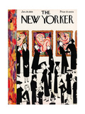 The New Yorker Cover - January 29  1938