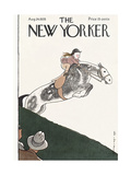 The New Yorker Cover - August 24  1935