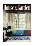 House & Garden Cover - October 1955