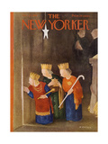 The New Yorker Cover - December 22  1951