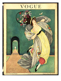 Vogue Cover - August 1918