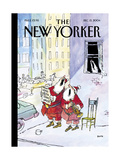 The New Yorker Cover - December 13  2004