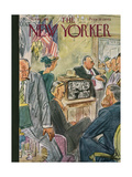 The New Yorker Cover - October 30  1948