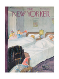 The New Yorker Cover - December 29  1956