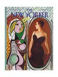 The New Yorker Cover - November 23  1992