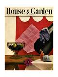 House & Garden Cover - March 1949