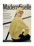 Mademoiselle Cover - February 1953