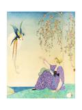 Vogue - February 1914 Giclée premium par George Wolfe Plank