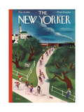 The New Yorker Cover - May 28  1938