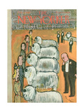 The New Yorker Cover - February 14  1948
