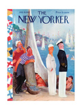 The New Yorker Cover - July 31  1937