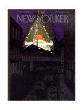 The New Yorker Cover - June 28  1952