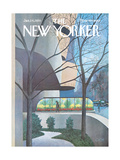 The New Yorker Cover - January 24  1970