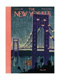 The New Yorker Cover - June 6, 1931 Giclée premium par Theodore G. Haupt