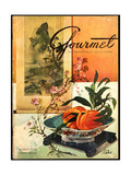 Gourmet Cover - August 1952