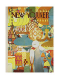 The New Yorker Cover - April 23  1966