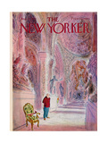 The New Yorker Cover - August 21  1971