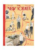 The New Yorker Cover - November 16  1957